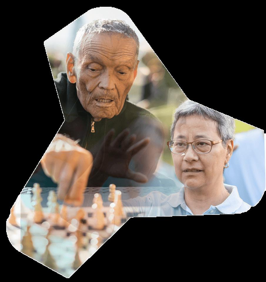 Long Term Senior Care Cencept - Senior Care Healthcare Solutions