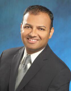Sameer (Sam) Shah headshot - long term health care services for seniors