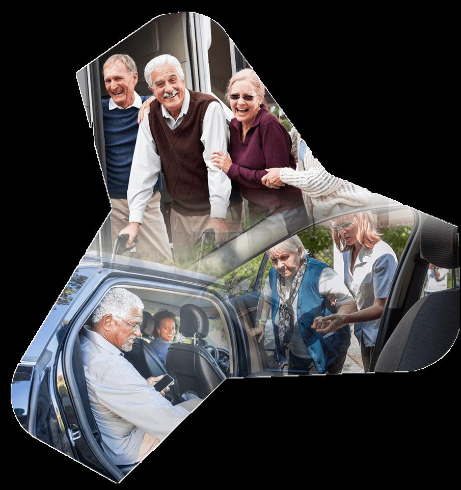 Senior Transportation Concept - Non Emergency Medical Transportation Services